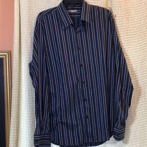 Express button down dress shirt